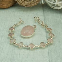 Rose Quartz Jewellery class=