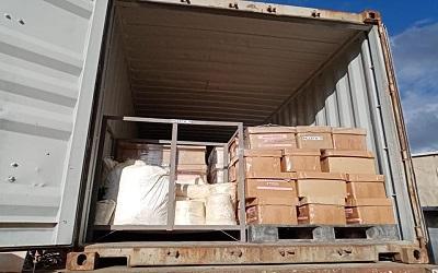 Big Shipment On Its Way